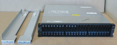 IBM 1746-E4A EXP3524 24-Bay Disk Array Expansion Unit 12 x 300GB 15k 2x DS3500
